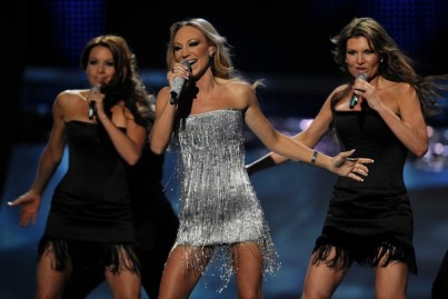 eurovision song contest, Charlotte Perrelli