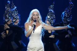 Eurovision song contest , Moscow, Malena Ernman